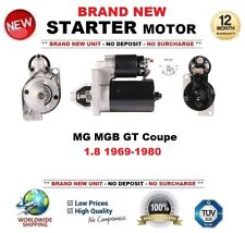 FOR MG MGB GT Coupe 1.8 1969-1980 NEW STARTER MOTOR 1.1 kW 10 Teeth OE QUALITY