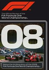 FIA Formula One World Championship - Official review 2008 (New DVD) F1 Hamilton