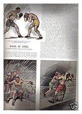 L'ILLUSTRATION 4585 1931 JOFFRE MERAPI JAVA BULOW BOXE