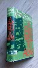 1963 a Farewell to Arms by Ernest Hemingway