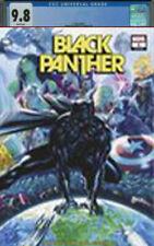 BLACK PANTHER #1 MARVEL CVR A GUARANTEED CGC 9.8 PRESALE NOV 11 2021