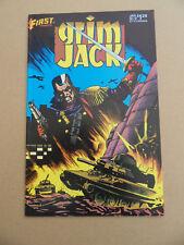 Grimjack 18 . First . 1986 . VF