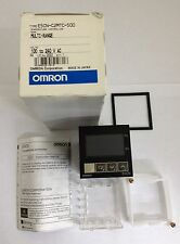 X1  NEW OMRON E5CN-C2MTC-500 TEMPERATURE CONTROLLER 100 TO 240VAC MULTI RANGE