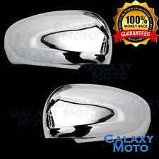 09-12 TOYOTA VENZA Triple Chrome Mirror Cover 1 pair 2009-2012 Trim Bezel