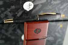 Cross Peerless Fonderie 47 Collectors Edition Black PVD Rollerball Pen