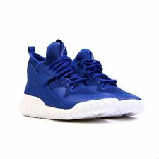 Adidas Originals Tubular X Collegiate Royal Blue/White Sneaker S77844 Size 8