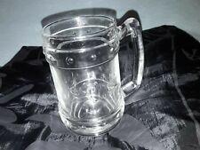 Collectable Captain morgan rum tankard embossed glass Bormioli Rocco italy
