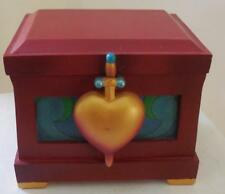 Disney Rare Snow White Evil Queen Heart box
