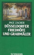 Düsseldorfer Friedhöfe und Grabmäler - Inge Zacher Friedhof Begräbniswesen