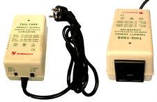 SPANNUNGSWANDLER TRANSFORMATOR 230V AUF 110V 100W VOLTAGE CONVERTER TRANSFORMER