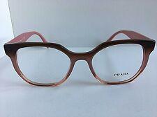 New PRADA VPR 02U VX5-1O1 50mm Pink Women's Eyeglasses Frame #4