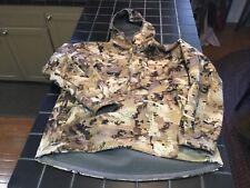 Sitka Gear Dakota Hoody, Size XL, Optifade Waterfowl Marsh, WINDSTOPPER Jacket