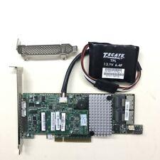 LSI MegaRAID 9271-8i PCI-E 3.0 8-Port 6Gbps SAS Raid 1GB cache controller/BBU09
