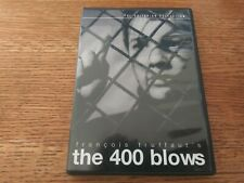The 400 Blows (Dvd, 2006) Criterion Collection! Francois Truffaut!