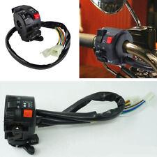 "7/8"" Motorcycle Handlebar Hi/Lo Beam On Off Headlight Throttle Switch Control"