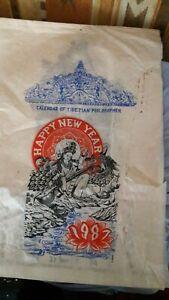 OVP Beuroner Kunstkalender von 1991 aus gotischen Handschriften  //H