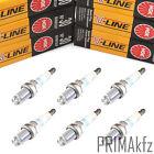 6x NGK Zündkerzen BKR6EQUP V-LINE 30 AUDI A6 A8 BMW 3er E46 5er E39 7er X3 X5 Z3