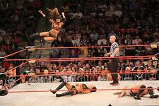 NEW Action Shot! TNA IMPACT KNOCKOUT BROOKE TESSMACHER! Signed 2 U! * WWE