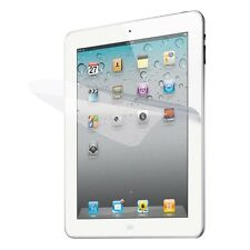 Apple iPad 1,2,3 & 4 Ultra Clear LCD Screen Protector Cover Guard X 2 (two pack)