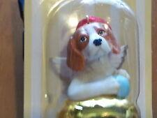1 Dozen BEAGLE Dog Figurine Brass Bells By DNC Collectibles 12 Pc Lot Arcadia