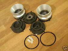 Studer Revox NAB hub rubber o-rings+discs NEW (REPAIR KIT, HUBS NOT INCLUDED)