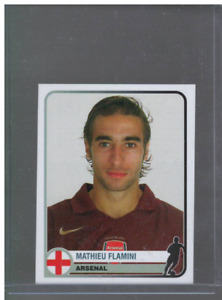 2005 Panini Champions of Europe Stickers G1 (A5912) - You Pick - 10+ FREE SHIP