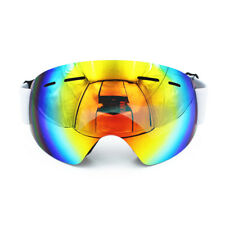 New Adult ski goggles ski mask glasses skiing men women snow snowboard goggle #C