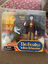 McFarlane Toys The Beatles Yellow Submarine Paul W Jeremy Action Figure (JR)