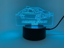 More details for led display / night light - 2l saloon stock car