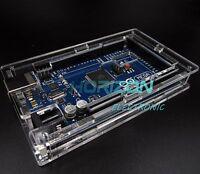 1pcs Acrylic Transparent Case Shell Enclosure Gloss Box of Arduino MEGA 2560 R3