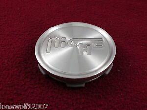 Niche Wheels Silver Custom Wheel Center Cap # M-773 / 1003-22 (1)