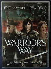 THE WARRIOR'S WAY - DVD N.02378