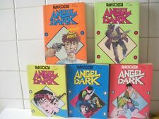 Angel Dark Raccolta Edizioni Max Bunker 1992 sequenza 1-5. (MX)