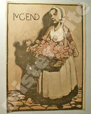 Münchner JUGEND1906Nr.11 Kubinyi / Taschner / Feldbauer