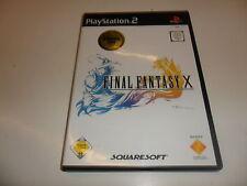 PlayStation 2  PS 2  Final Fantasy X
