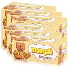 Mampfi Esspapier Oblaten 200 Stück - unverwechselbarer Geschmack (6er Pack)