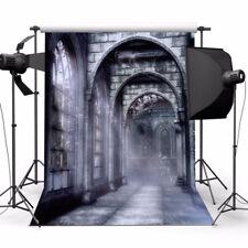 1.5x2.1m Retro Schloss Fotografie Hintergrund FotoStudio Fotohintergrund Kulisse