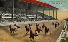 Syracuse,New York,Harness Racing,N.Y.State Fair,Onondaga County,c.1909
