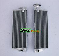 Aluminum Radiator for HUSQVARNA WR/CR 125/250/300/360 2000-2010 2007 2008 2009