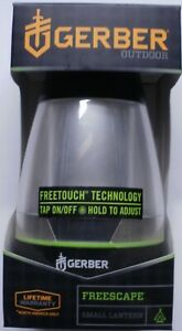 GERBER Freescape Black And Green Trim Small Lantern Box 80 lm 4 AA 30-000933 NEW