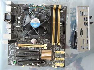 ASUS Q87M-E Support DDR3 & 4th Generation Intel i7 i5 i3 Processor Socket 1150