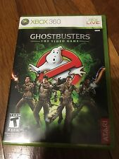 GHOSTBUSTERS THE VIDEO GAME (Microsoft Xbox 360, 2009) Complete