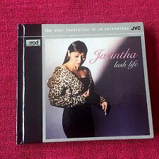 Lush Life by Jacintha (CD, May-2002, JVC Compact Discs) Jazz XRCD2