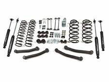 "2003-2006 Jeep Wrangler TJ LJ Full Suspension Lift Kit 4"" Zone Offroad J11 m/USA"