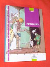 PINOCCHIO LIBRO ILLUSTRATO ATTILIO MUSSINO EDIZ GIUNTI 1990