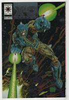 X-O Manowar #0 (Aug 1993, Valiant) [Chromium Cover] Joe Quesada, Jimmy Palmiotti