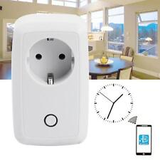 EU Sonoff S20 Smart Timer Socket Switch APP Control Smart Wifi Home Auto HZ7  UU