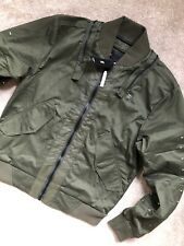 "G-STAR RAW FOREST NIGHT ""MS SUBMARINE RACKAM"" BOMBER JACKET COAT - M - NEW TAGS"