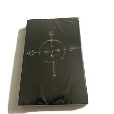 Megadeth Rare Cryptic Writings 97 Promo Cassette Tape & Sticker Sealed Metallica