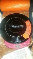 New listing Red Nuwave Pro | Precision Induction Cooktop | Model # 30354 | Not Carrying Case